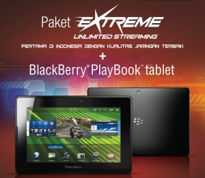 Tarif BB Telkomsel Paket BlackBerry Extreme BlackBerry Internet Service