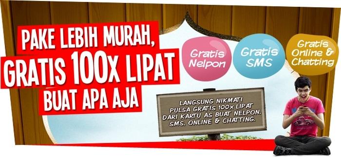 Search Results for: Promo Kartu As Gratis 100x Lipat
