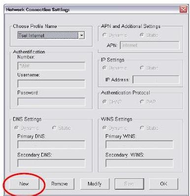 Setting Modem Telkomsel
