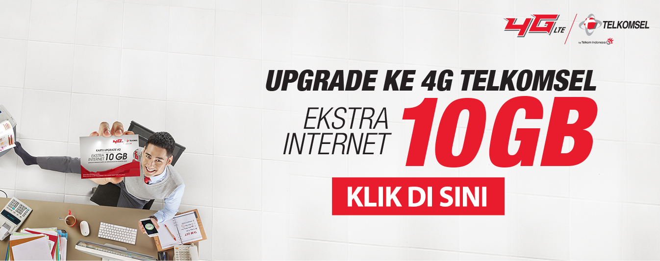 Mengenal Keunggulan 4G LTE Telkomsel