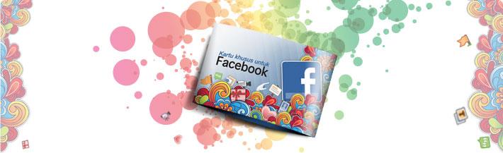 KARTU FACEBOOK Telkomsel