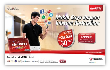 Paket Internet Unlimited GSM