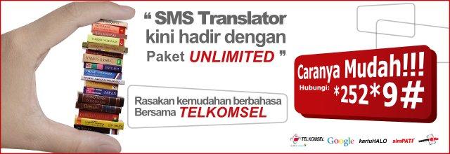 sms translator telkomsel