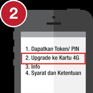 upgrade jaringan 4g telkomsel