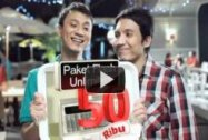 Telkomsel Flash Unlimited Rp 50.000