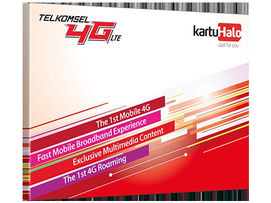 Kartuhalo Telkomsel Postpaid Services Telkomsel