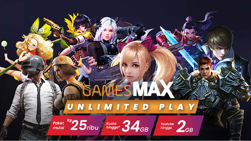 gamesmax-unlimited