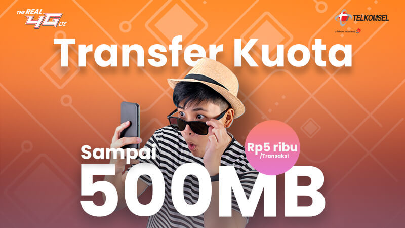 Transfer Quota How To Share Internet Quota Telkomsel