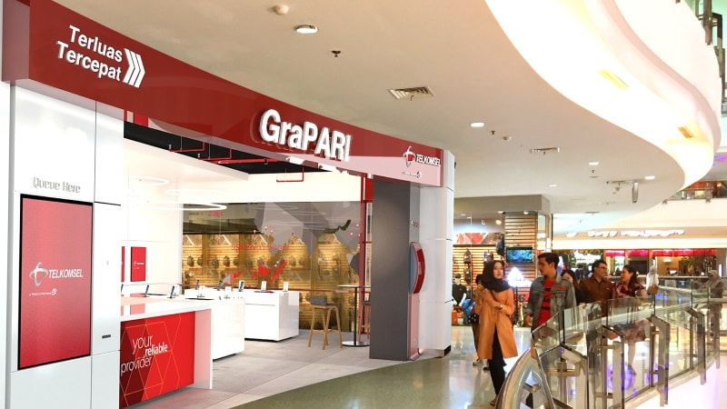 Outlet GraPARI Terpilih