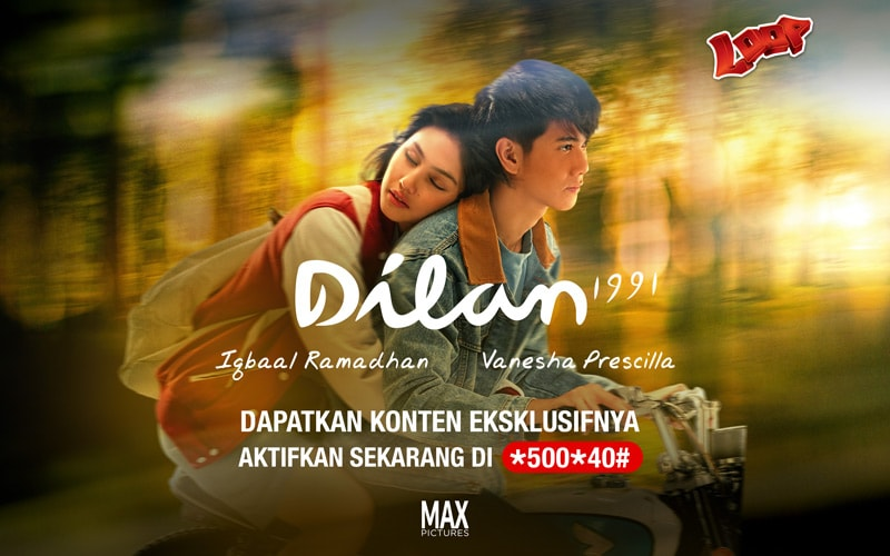 Get Dilan 1991 Content and Win the Meet & Greet!