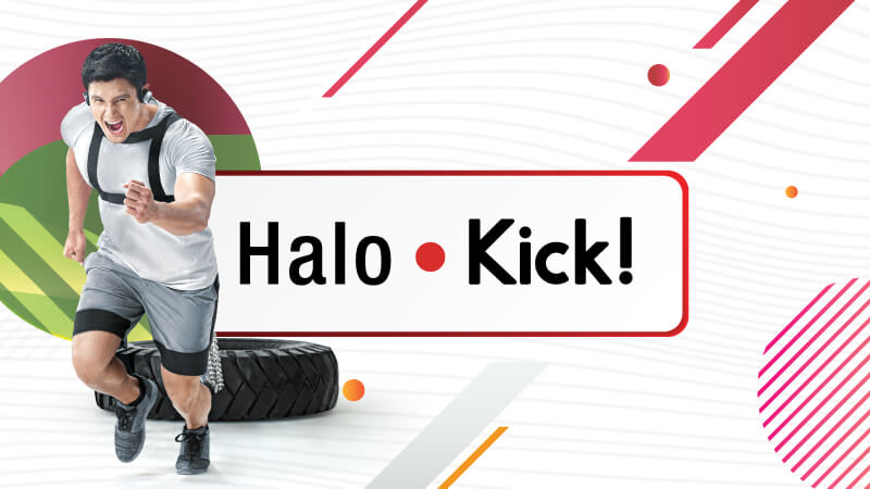 Halo Kick Telkomsel