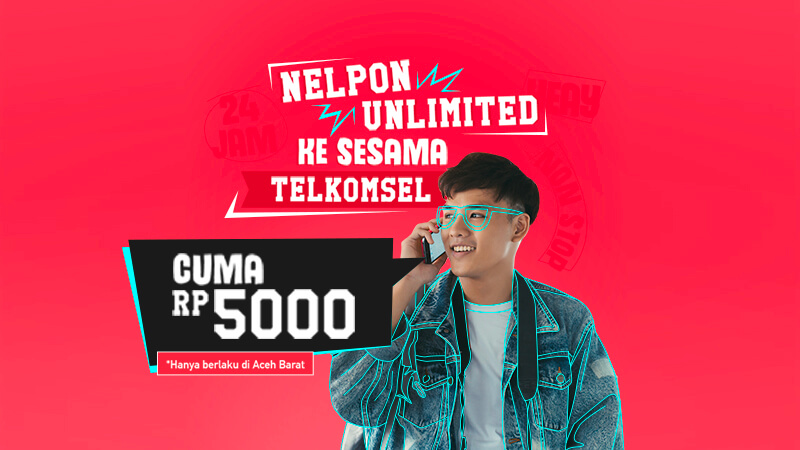 paket nelepon unlimited 2