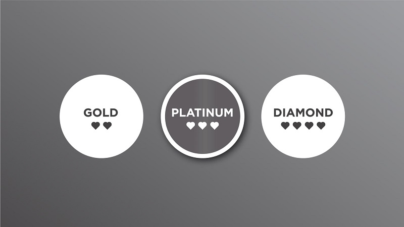 Welcome to Platinum Level!