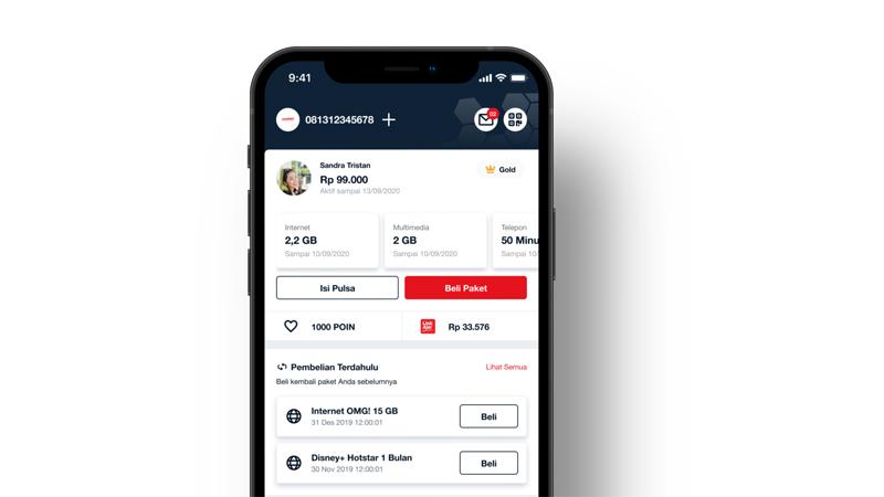 mytelkomsel download mytelkomsel app