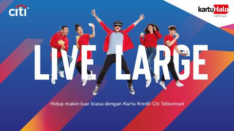kartuHalo Citibank | Telkomsel