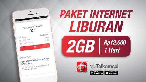 Promo 2 GB | Telkomsel