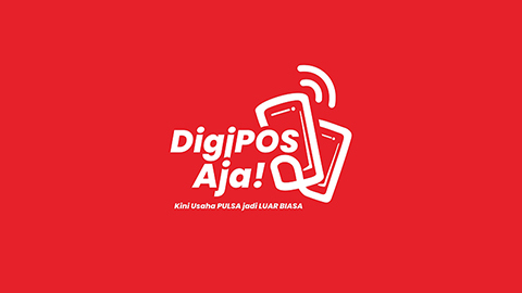 Digipos Aja Become A Reseller Agent To Sell Credit Telkomsel