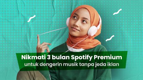 Spotify Promo Free Spotify Premium Promo For 3 Months Telkomsel