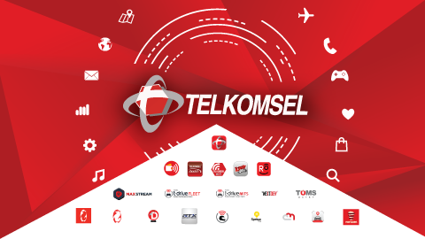 Telkomsel Branch Make Life Easier With Apps From
