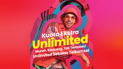 Unlimited Kuota Extra Kuota Unlimited Package Telkomsel