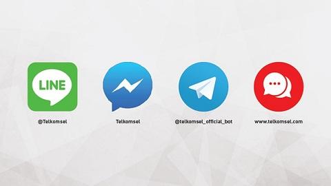 Contact US >> Contact Us Telkomsel