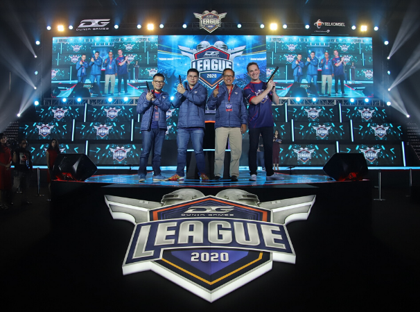 Telkomsel Gelar Grand Final Dunia Games League 2020