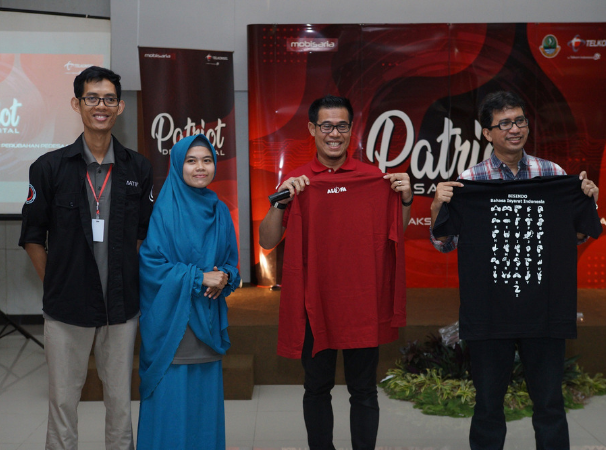 Roadshow Patriot Desa Digital Telkomsel