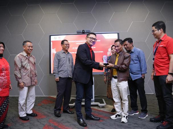 Telkomsel Akselerasikan Pengembangan Konsep Smart City di Provinsi Gorontalo