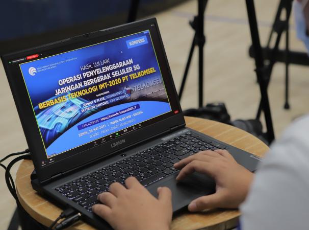 Telkomsel, 'The First 5G Operator' Telkomsel Resmi Jadi Operator Seluler Pertama yang Menggelar Jaringan 5G di Indonesia