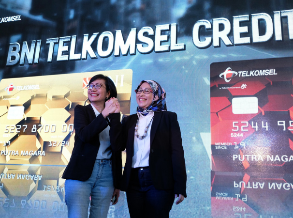 Kartu Kredit Telkomsel BNI Telkomsel Diluncurkan, Dukung ...