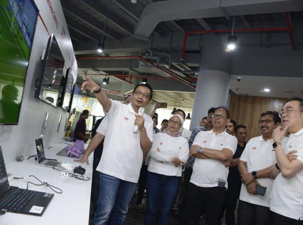 Telkomsel Gelar Uji Coba 5G untuk Kebutuhan Industri, Akselerasikan Negeri Menuju Making Indonesia 4.0