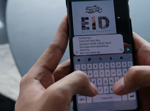 Selamat Idul Adha 5 Ucapan Selamat Idul Adha Untuk Whatsapp Telkomsel