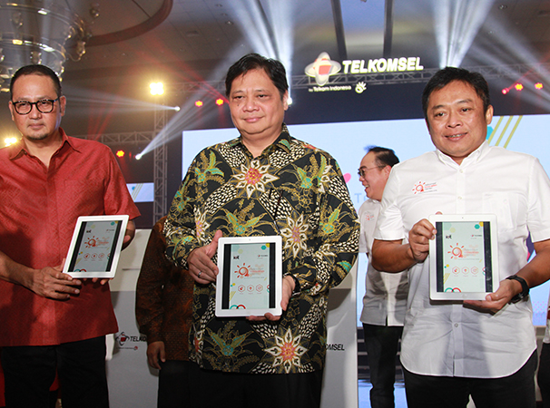 Fokus Kembangkan Ekosistem IoT,  Telkomsel Luncurkan Program Telkomsel Innovation Center (TINC)